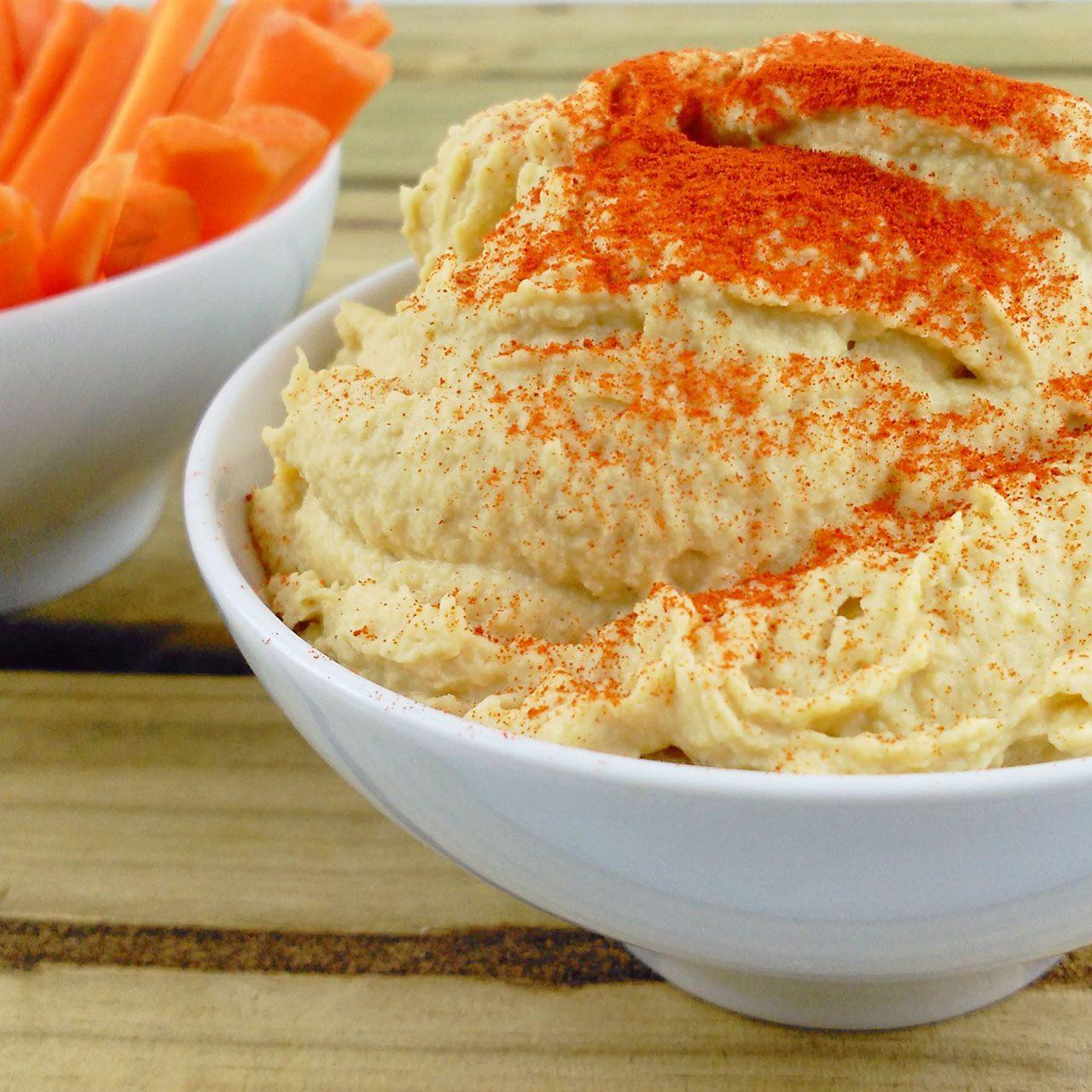Hummus clásico