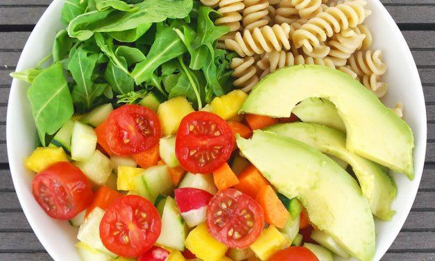 6 ensaladas veraniegas…y nutritivas