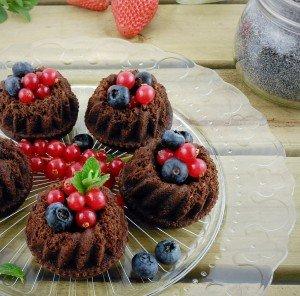 Mini-bundt-cakes