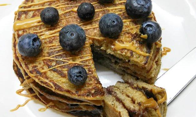 Tortitas de avena sin gluten