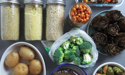 Organización semanal en la cocina