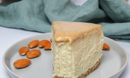 Cheese cake mousse vegano