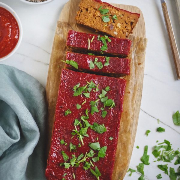 Meatloaf Vegano