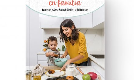 NUEVO LIBRO: COCINA SALUDABLE EN FAMILIA
