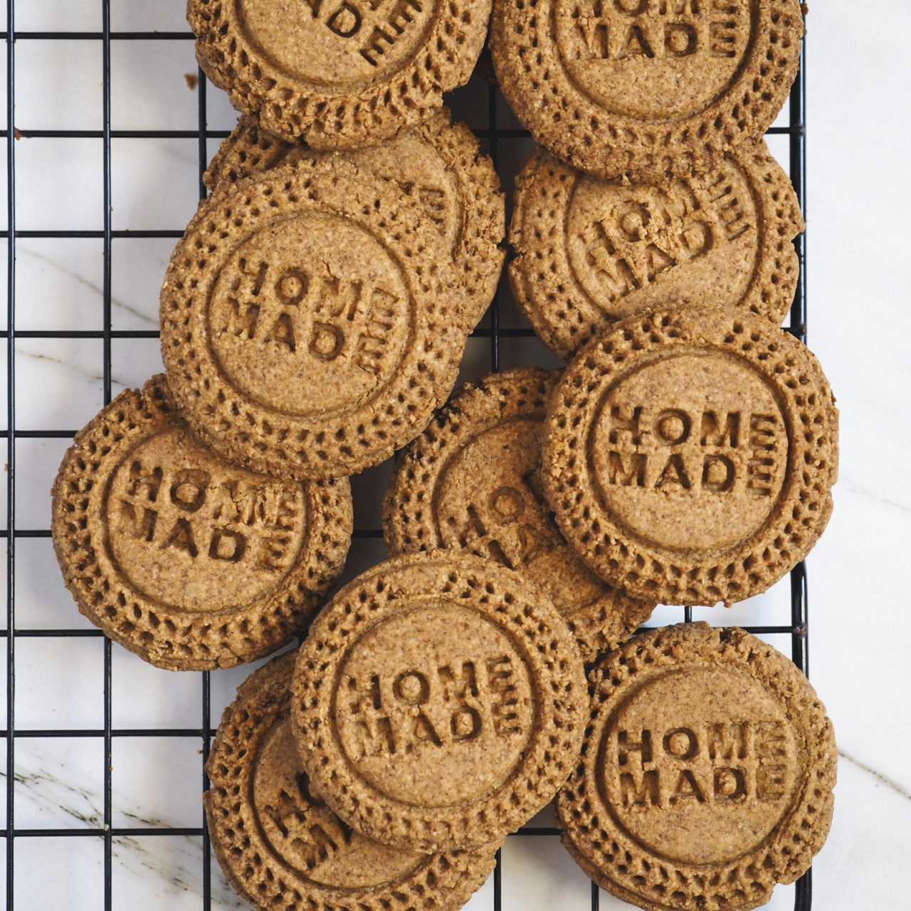 Galletas de cacahuete y avena